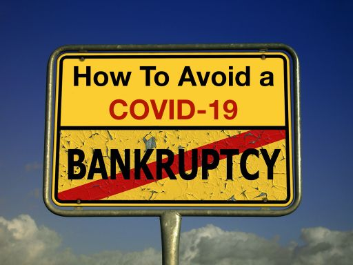 How to Avoid a Covid-19 Bankruptcy