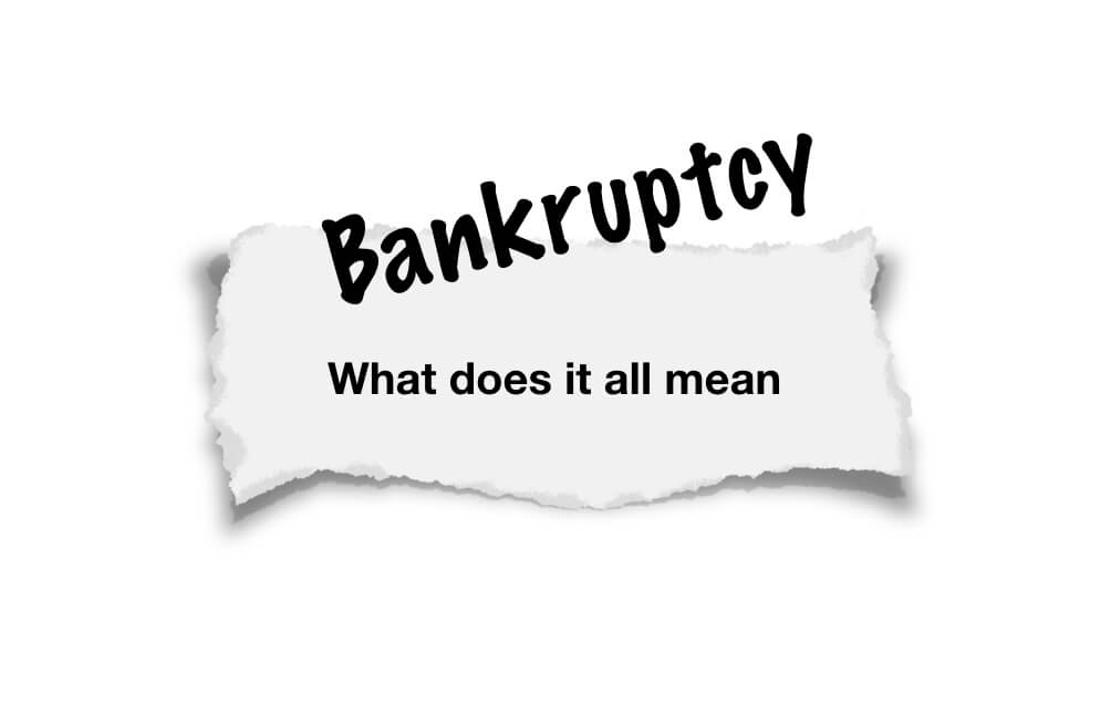 The Different Bankruptcy Chapters